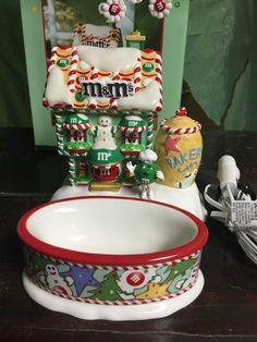 M M Dept 56 Christmas Bakery | eBay