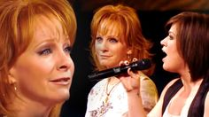 Country Music Lyrics - Quotes - Songs Reba mcentire - Reba McEntire and Kelly Clarkson - The Greatest Man I Never Knew (VIDEO) - Youtube Music Videos http://countryrebel.com/blogs/videos/16980075-reba-mcentire-and-kelly-clarkson-the-greatest-man-i-never-knew-video