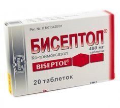 Biseptol (Septrin) 480mg tablets N20