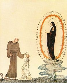 A Magical Whimsy: ARTIST - KAY NIELSEN A FAVORITE ARTIST OF MINE