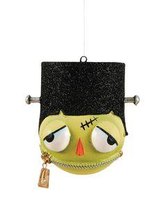 Frankie Head Ornament