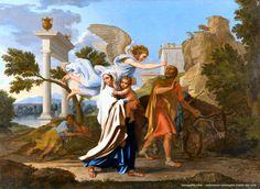 Nicholas Poussin – La fuga in Egitto