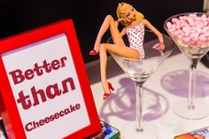 Pin-up Party – Better than Cheesecake   Clarissa Rezende