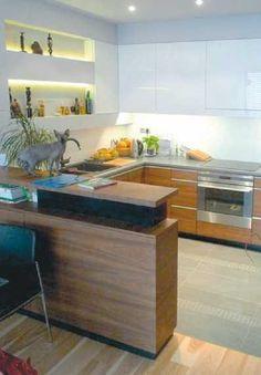 Kuchnia otwarta na salon. Plusy i minusy połączanie kuchni z salonem