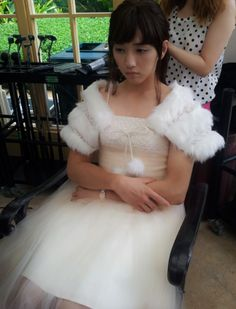 Can we talk about that time when Sandeul crossdressed and was prettier than most girls.