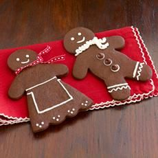 Ghirardelli Chocolate Gingerbread People