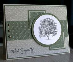 Sympathy card by helenaflorensia