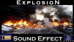 Sound Effects For Explosion   Surround Sound Effect   Best Audio Quality