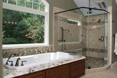 Atlanta Remodeling, Remodeling in Atlanta, Design Build Atlanta - Weidmann Remodeling - Possible Master Shower Replacement Minus the Window