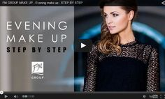 How to do Evening Make Up step by step with our FM Group Cosmetics Tutorial on http://www.fmperfumegroup.co.uk/video-blog/fm-group-evening-cosmetics