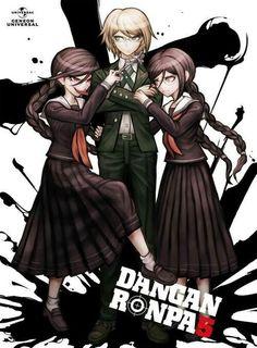 Byakuya Togami & Toko Fukawa / Genocider Syo | Danganronpa