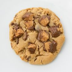 Over the Top Reese's Peanut Butter Cookies - my daughter makes these all the time and they are awesome!