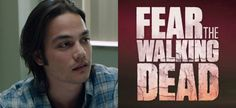 FEAR THE WALKING DEAD Season 2 Casts Actor Daniel Zovatto