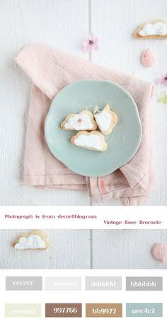Colour Palette Photograph from decor8