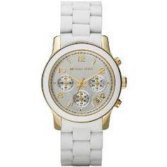 90872053c28 Michael Kors MK5145 Women's Stainless Steel Quartz Chronograph Dial Watch