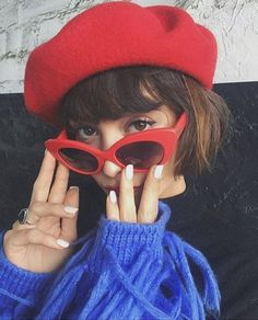 Style Inspo: How to Wear Berets [www.whatkumquat.com]