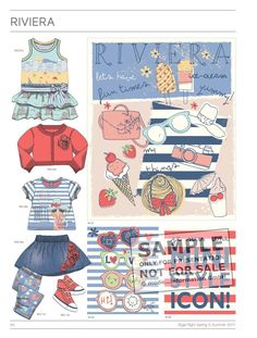 Style Right Babywear Trendbook - Childrenswear S/S 20016 covers everything necessary for successful, market-driven and fashionable collections Baby Posters, Boys Swimwear, Kids Patterns, Technical Drawing, Kids Prints, Stylish Kids, Summer Kids, Kind Mode, Baby Wearing