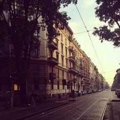 Buongiorno Milano. Last day of #MFW #SS16