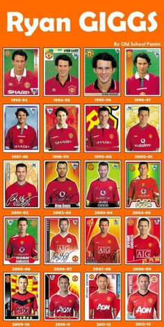 Ryan Giggs has enjoyed a mini-resurgence in the last few weeks after a forgettable start to the season, but while his quality may not always be up to scratch his fitness certainly is.Giggs made his de. Legends Football, Best Football Team, Football Soccer, Man Utd Squad, Man Utd Fc, Manchester United Legends, Manchester United Players, As Roma, Best Of Scotland