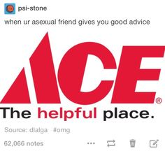 I think this every single time I pass an Ace hardware store.
