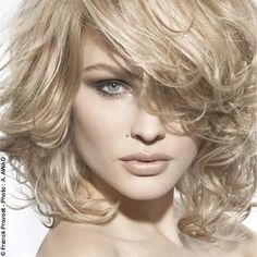 cortes para cabello fino y cara redonda - Buscar con Google