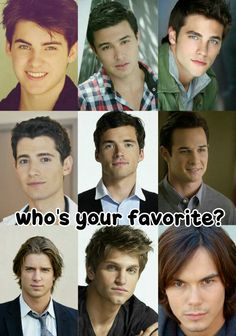 Mike, Caleb, Toby and JASON!!!!!!