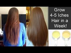 How To Grow Hair Faster | Food In 5 Minutes