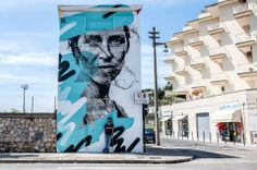 "Artist :Eime """"Gaeta (Italy) - May 2014"