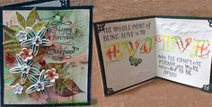 """Quilling, Die cuts, punches, my marbled paper. watercolor stamping, Quietfire Design sentiment stamps & """"LOVE"""" letter stamp. - http://yogiemp.blogspot.ca/2015/01/mc-jan15-quill-hb-evolve-fill-er-up-love.html"""