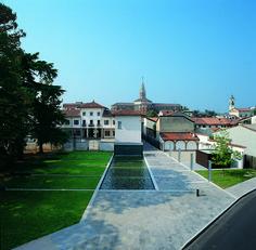 Riqualificazione degli spazi urbani esterni di Palazzo Arese