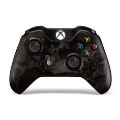Designer Skin Sticker for the Xbox One Wireless Controller Decal Bones Black -- Click image for more details.Note:It is affiliate link to Amazon.