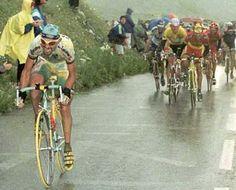 Marco Pantani, Galibier 1998