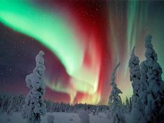 TOP 10 Places To See The Northern Lights (Aurora Borealis)