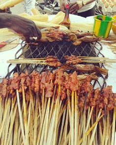 [Arret sur Image] Le Pain Brochette National Une image de @Petite_cherri > vos images #IvorianFood sont incroyables! Toujours #fb #Yummy!