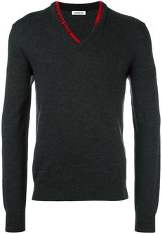 Bikkembergs V-neck jumper