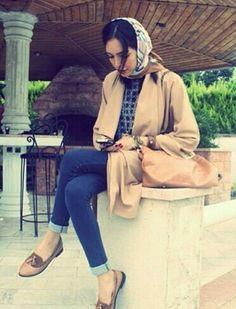 Street style iranian