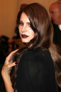 Has lana del rey got the perfect hair hair coloring lana del lana del rey photo celebs at the costume institute benefit gala 2012 at the met pmusecretfo Gallery
