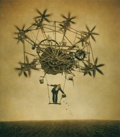 Awesome surreal photos by Robert and Shana ParkeHarrison