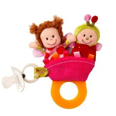 Lilliputiens im Outlet SALE günstig bis Cute Babies, Teddy Bear, Christmas Ornaments, Toys, Holiday Decor, Pink, Teething, Baby, Products
