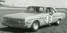 Richard Petty 1964 NASCAR Champion