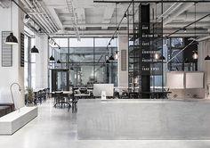 De fábrica a restaurante