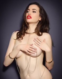 Cuffs & Chokers by Agent Provocateur - Crystal Collar