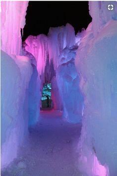 Breckenridge, Colorado Ice Castles