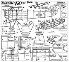 Verón Fokker D-8