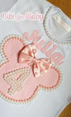 Crochet Flower Tutorial, Christmas Crochet Patterns, Personalized Baby Gifts, Crochet Baby Booties, Bodies, Diy Dress, Diy Crafts To Sell, Toddler Girl, Kids Outfits