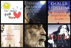Vakantie boekenlijst 2013