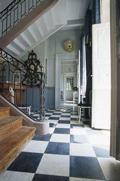The most beautiful house on the island of Île de Ré is undoubtedly Le Domaine de la Baronnie.