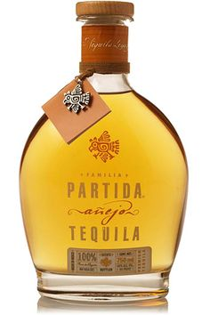 Partida Anejo Tequila. One of my favs!