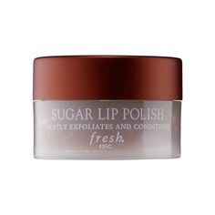 Shop Fresh's Sugar Lip Polish at Sephora. The sweet treatment exfoliates and conditions lips for a smooth finish.