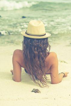 summer beach photoshoot